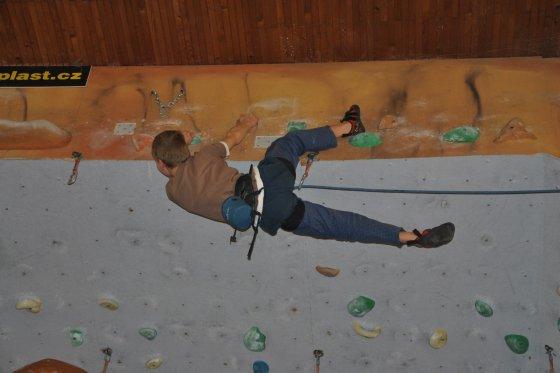 Sedmé skautské lezecké závody