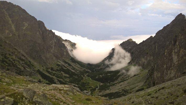Léto v Tatrách