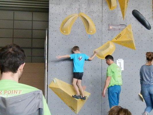 ČP Bouldering U14