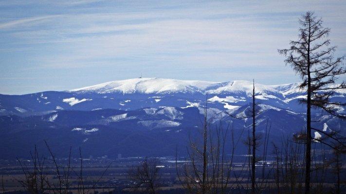 Zimní Tatry