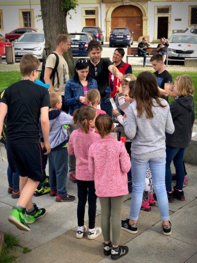 Ukončení lezeckých kroužků pro děti a mládež