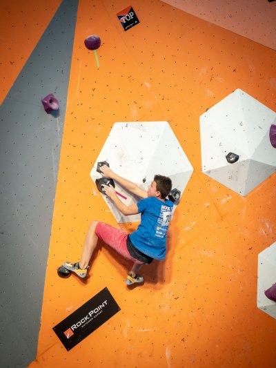 MČR bouldering - Ostrava
