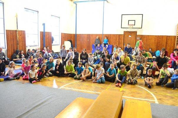 Skautské lezecké závody